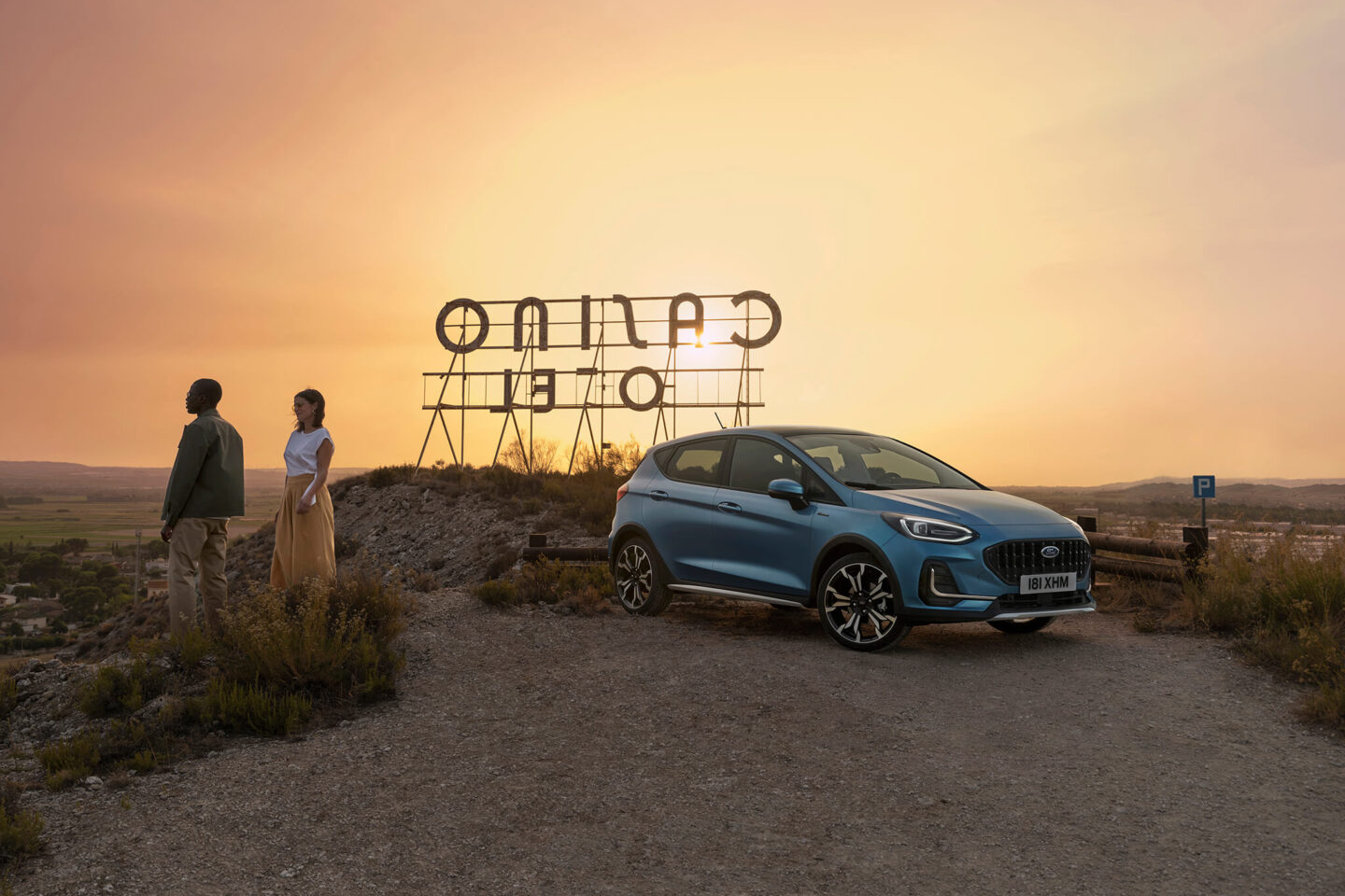 Ford Fiesta Active 2021