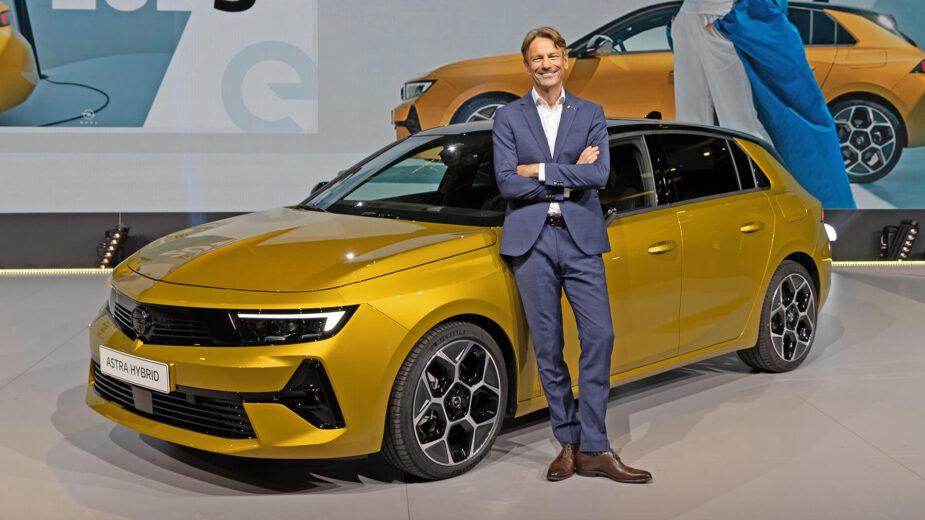 Opel Astra L 2021 com Uwe Hochgeschurtz