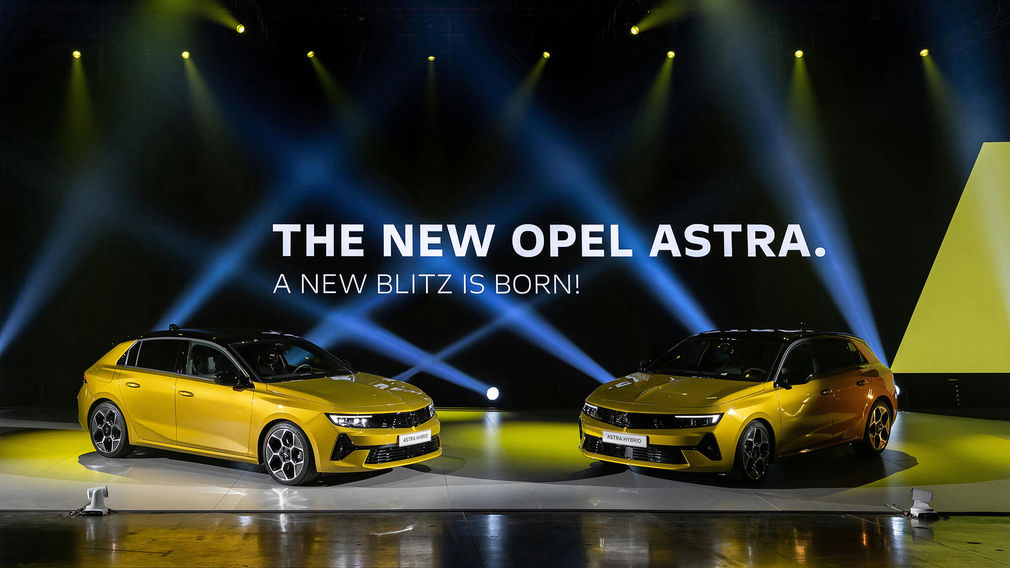 Novo opel Astra L