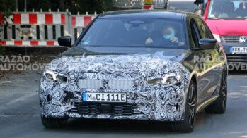Fotos-espia BMW Série 3