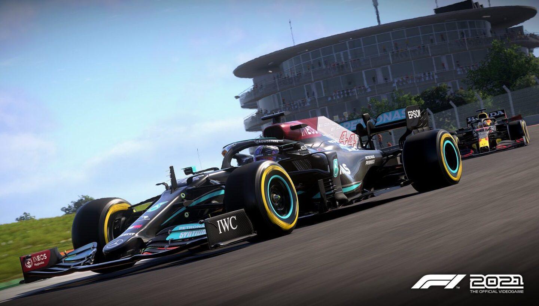 F1 2021 GP Portugal 1