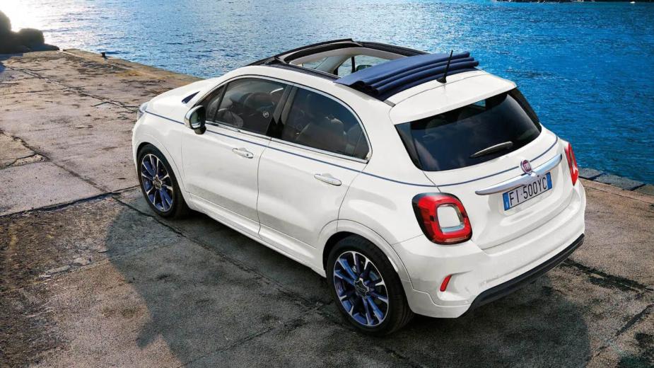 Fiat 500X Dolcevita