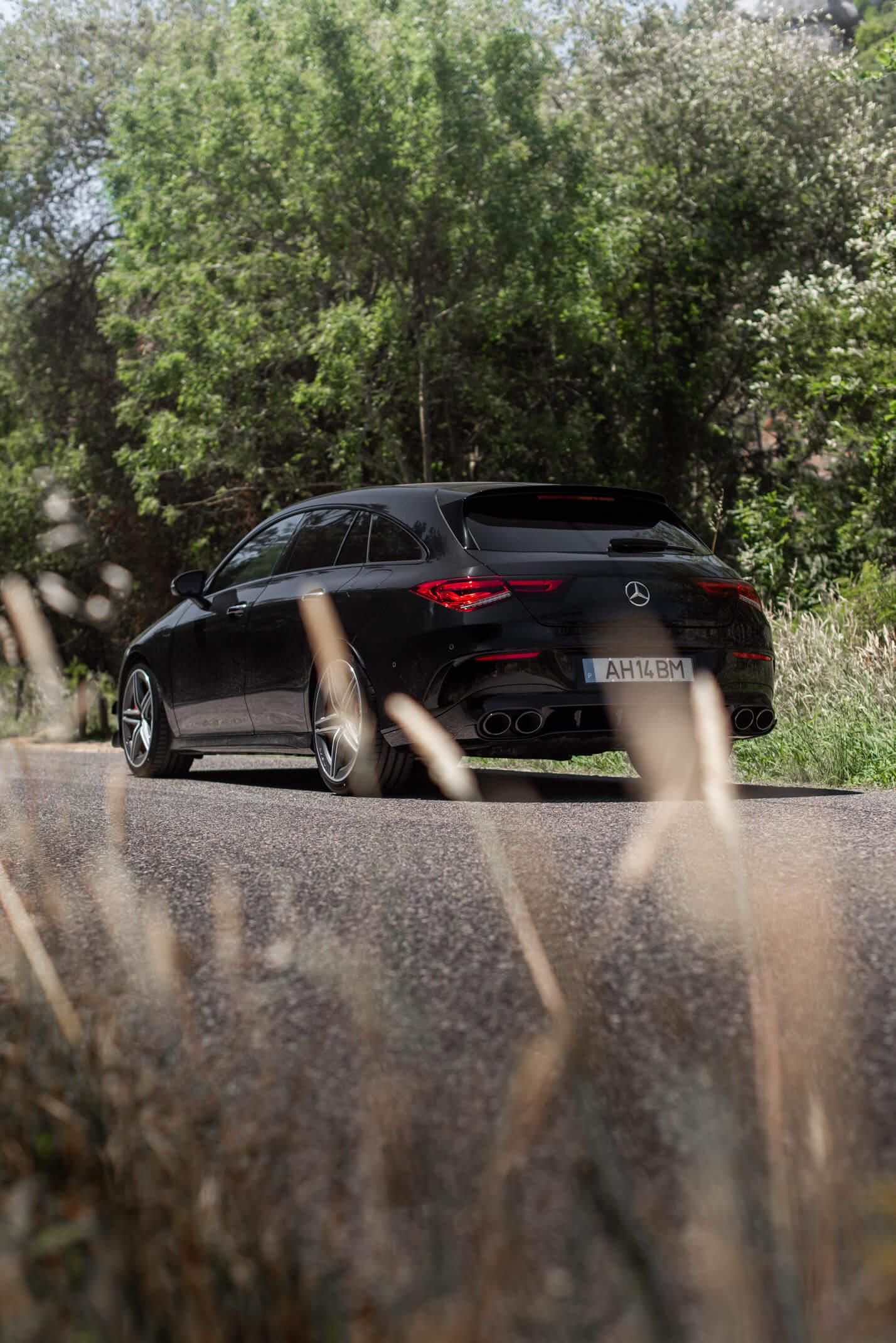 Mercedes-AMG CLA 45 AMG
