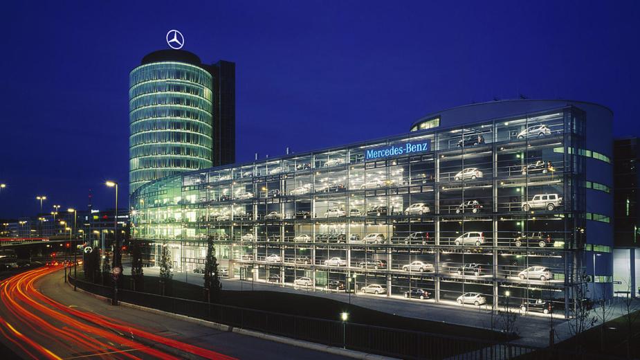 Mercedes-Benz Munique