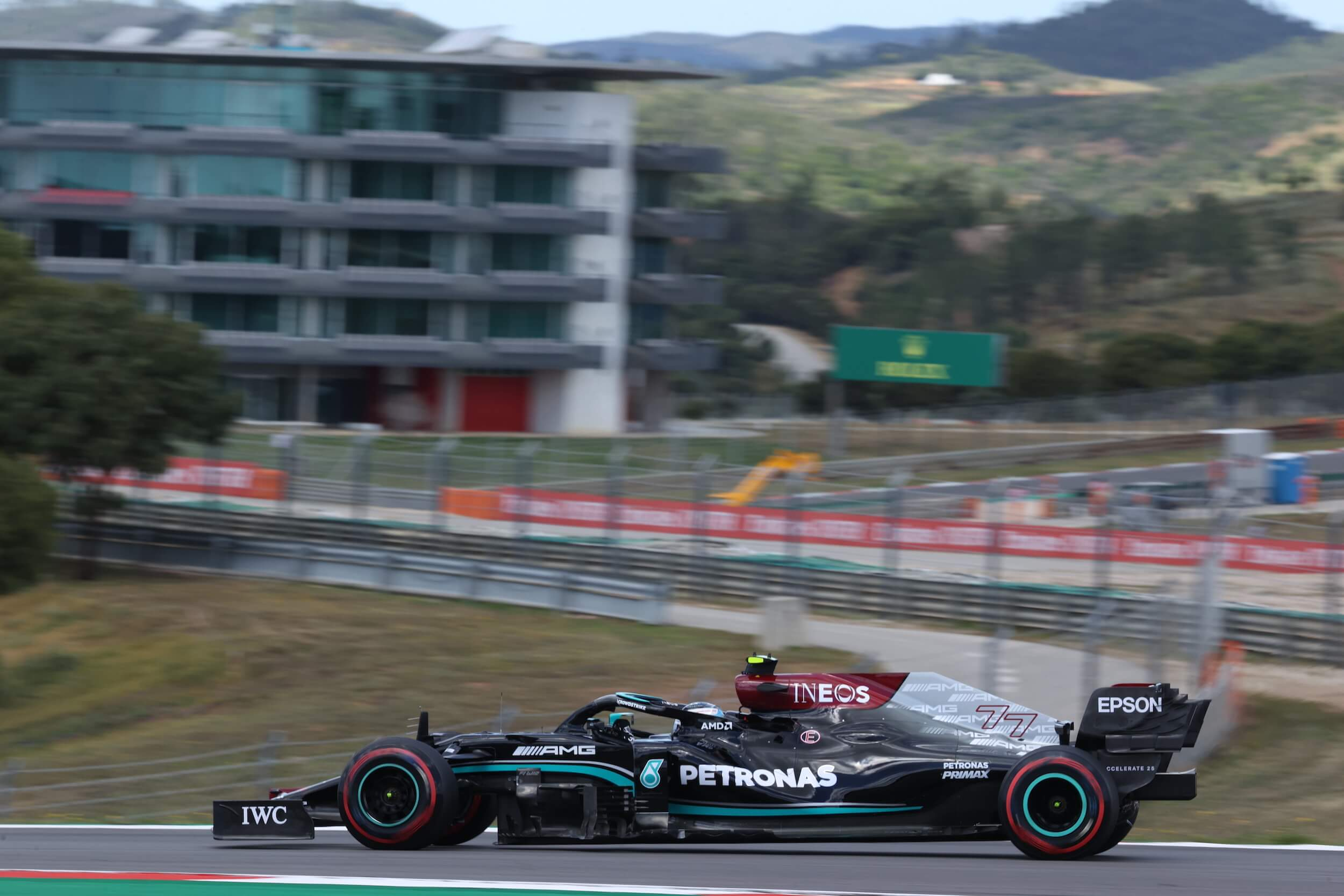 Mercedes GP Portugal F1 2
