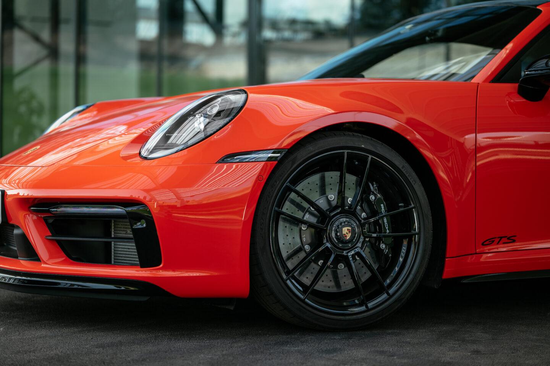 Porsche 911 GTS jantes
