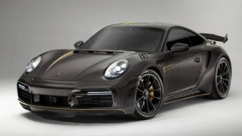 Porsche 911 Turbo — Porsche 992 Stinger GTR Limited Carbon Edition by TopCar Design