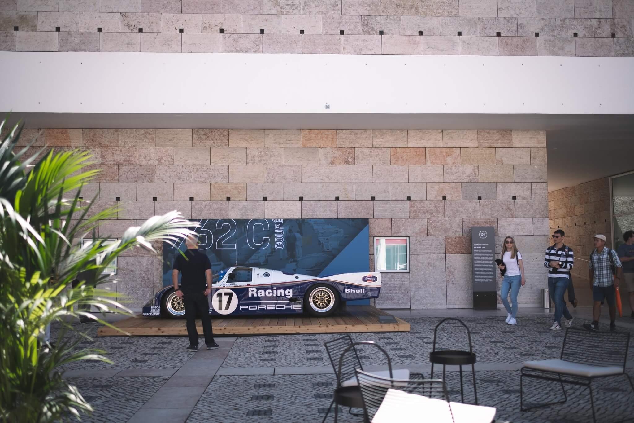 Porsche 962C, 1987