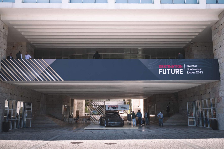 Porsche Destination Future