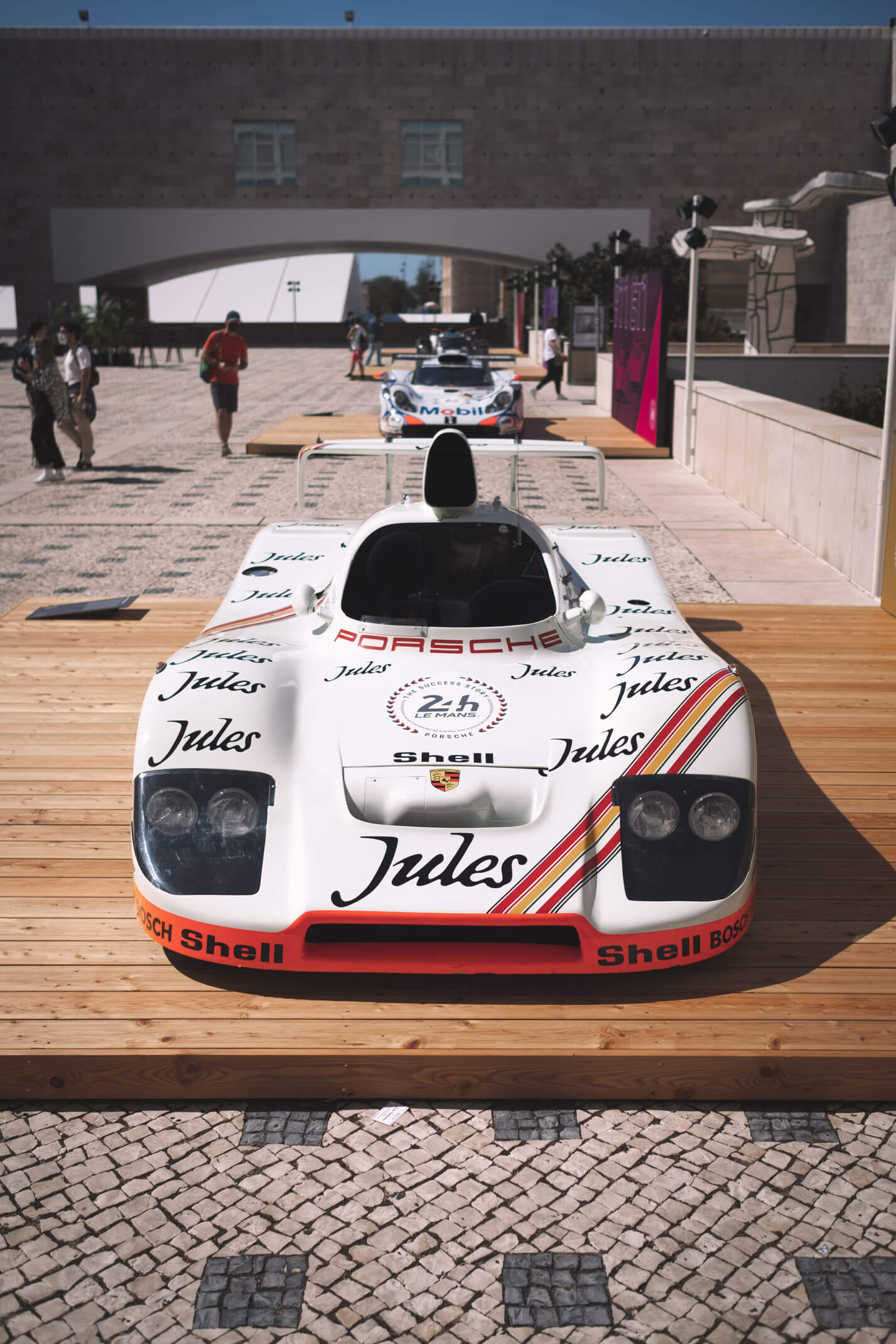 Porsche 936/81 Spyder, 1981