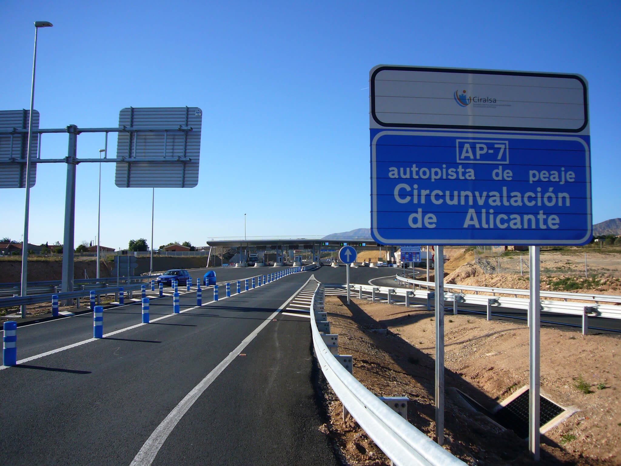 Peaje España