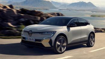Renault Mégane E-Tech Electtric