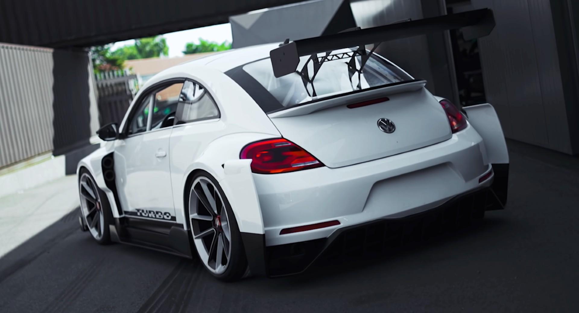 VW Beetle GT 2