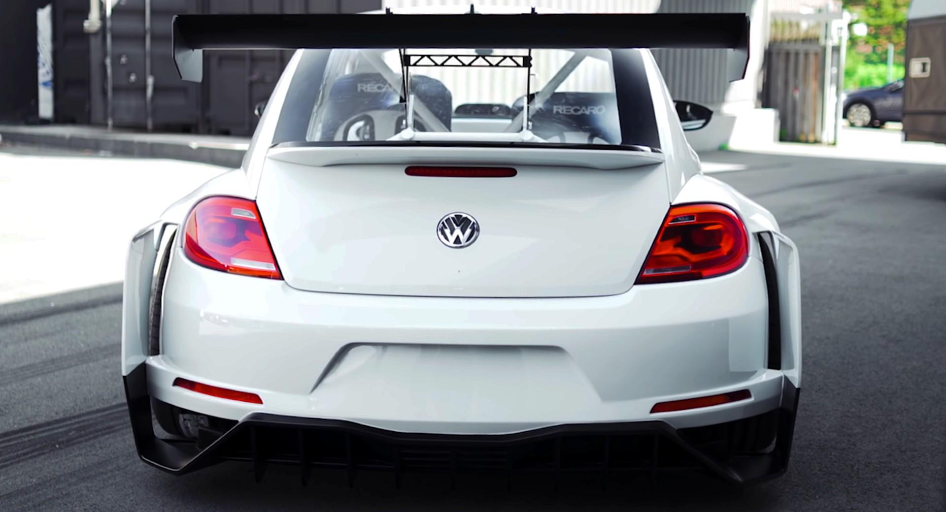 VW Beetle GT 3