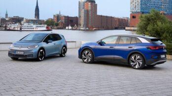 Volkswagen ID.3 e ID.4