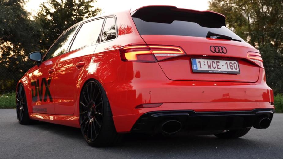 Audi RS 3 DVX