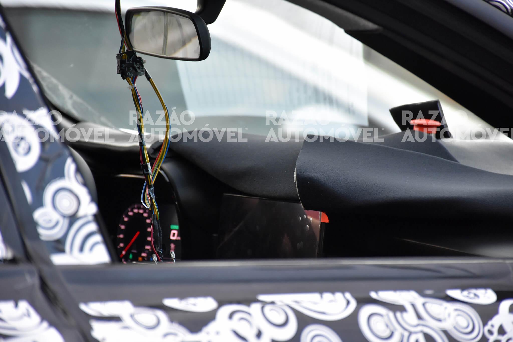 Alfa Romeo Tonale fotos-espia