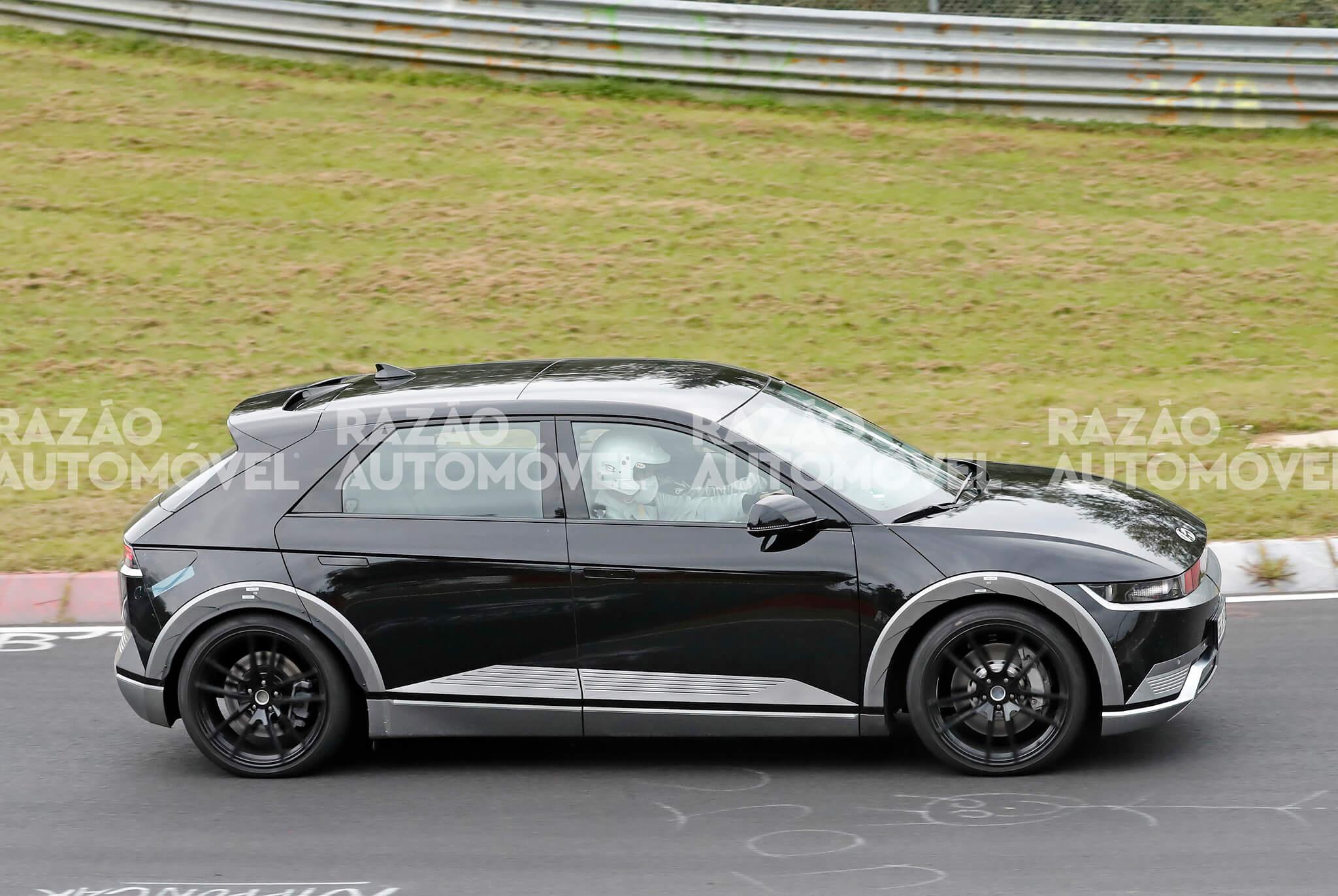 fotos-espia Hyundai IONIQ 5 N
