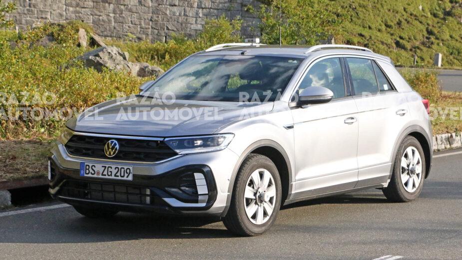 Volkswagen T-Roc fotos-espia