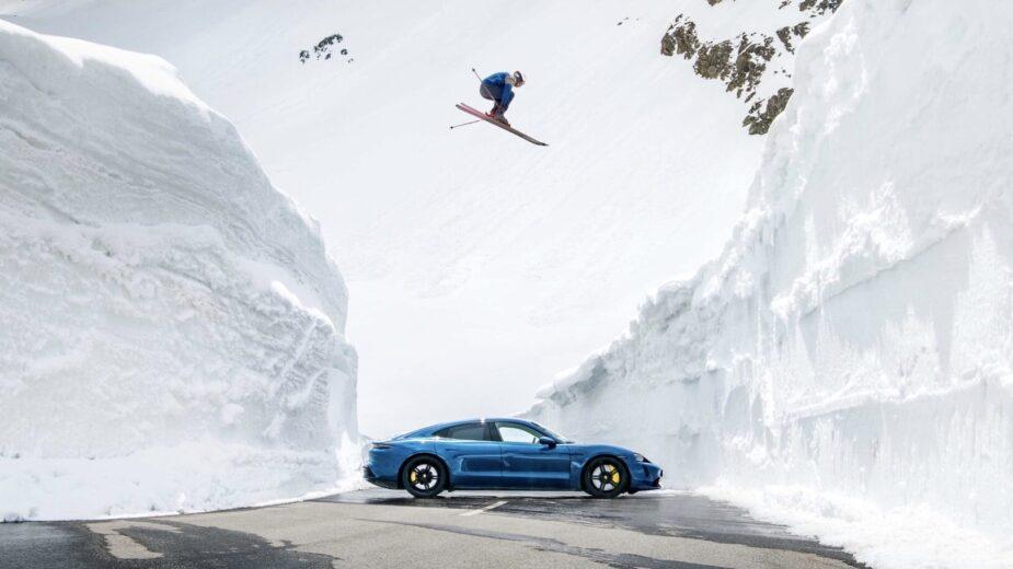 Porsche Salto 1960-2021