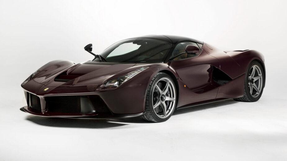 Ferrari LaFerrari leilão