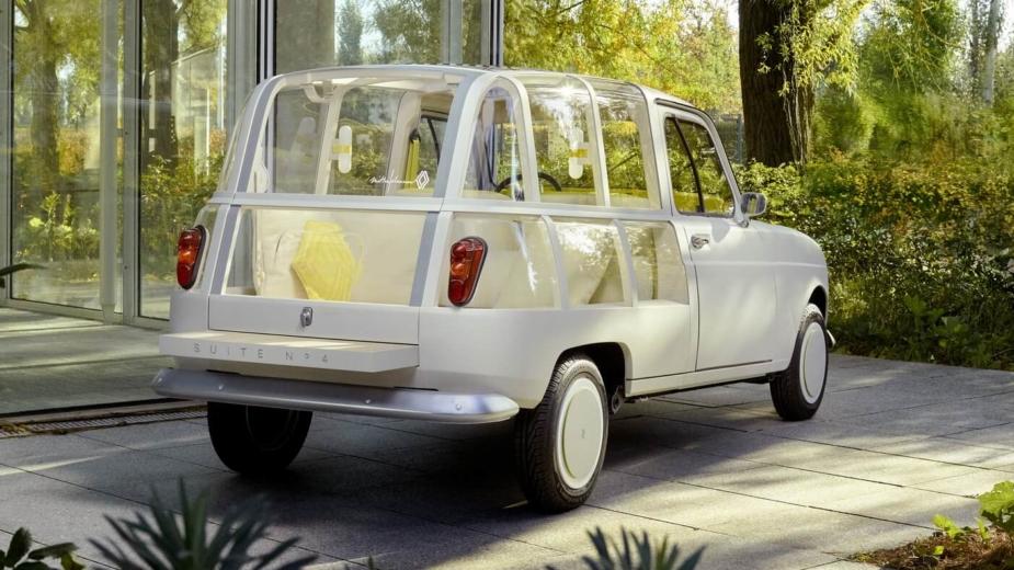 Renault 4L Suite n.º 4