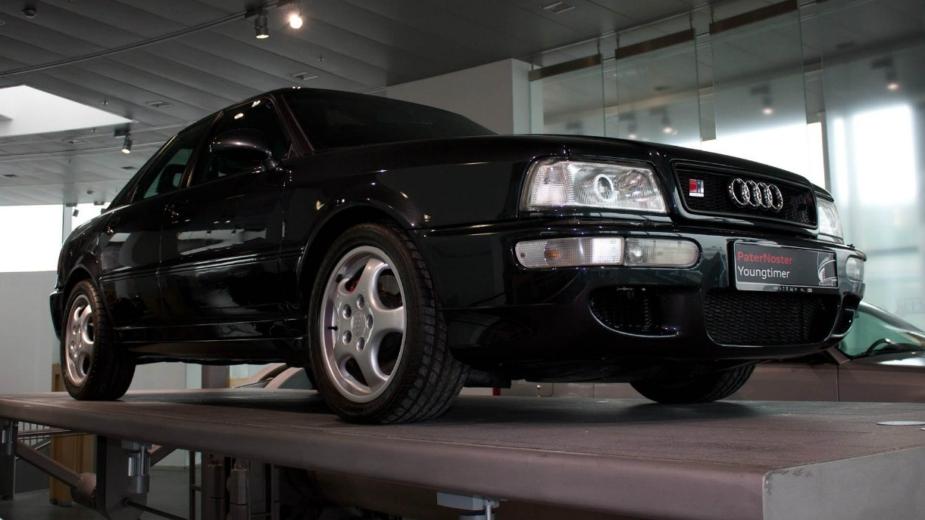 Audi rs2 berlina