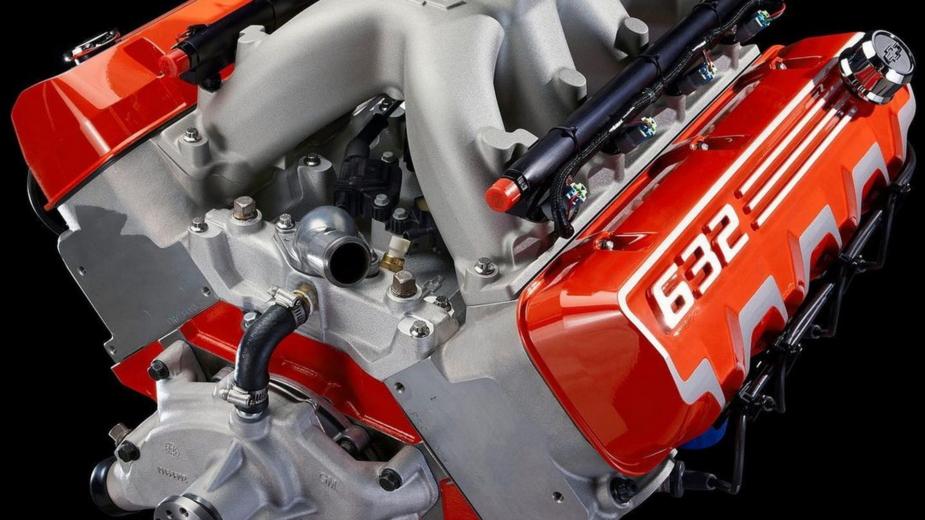 Chevrolet ZZ632/1000