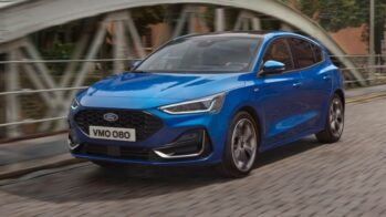 Ford Focus MY2022