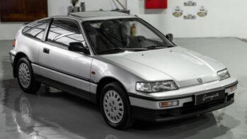 Honda CRX 1990 Portugal