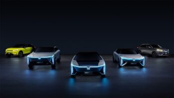 Honda elétricos China