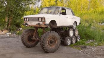 LADA 1500 14 rodas