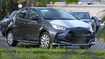 Mazda2 fotos-espia