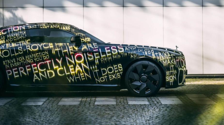 Rolls-Royce Spectre EV