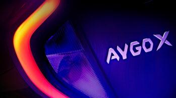 Teaser Toyota Aygo X