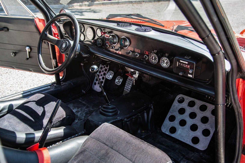 Fiat 124 Abarth grupo 4