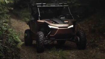 Lexus Off-Highway Recreational Vehicle Concept
